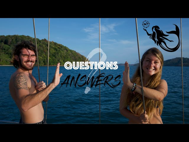 ALL OUR TIPS: How Do We Afford to Sail Around the World at 22 years?  Insurance?Health Onboard?