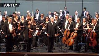 Гергиев дал концерт в Кемерове
