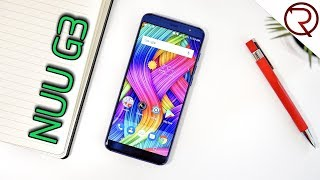 """A Great Affordable Smartphone - NUU G3 Review - 5.7"""" 18:9, NFC"""