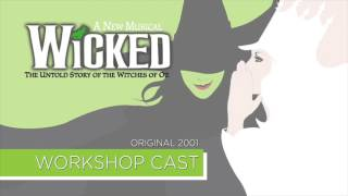 1º No One Mourns The Wicked - Wicked Workshop
