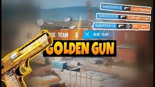 Rainbow Six Siege: Golden Gun mit den Jungs und einmaliges Waffendesign