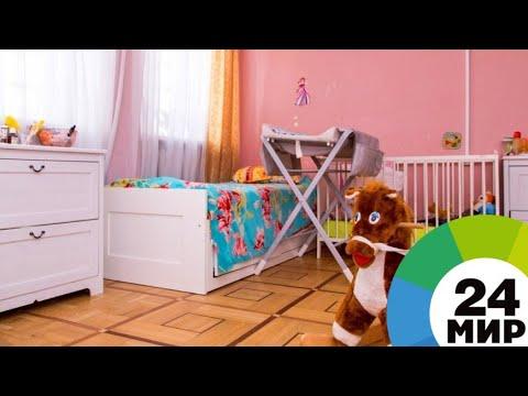 Усатый нянь: воспитатель-мужчина из Петерубрга находит свой подход к малышам - МИР 24