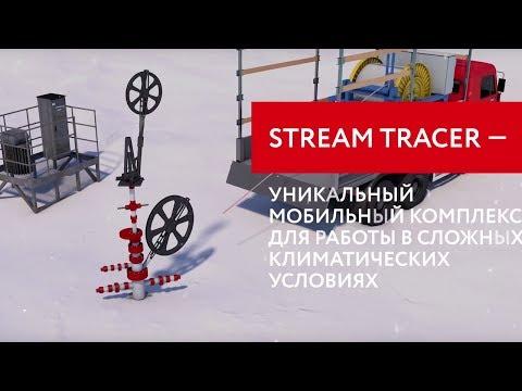 Система обогрева нефтяных скважин Stream Tracer™