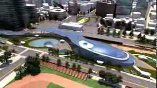 臺南市區鐵路地下化計畫工程設計暨配合工作技術服務影片