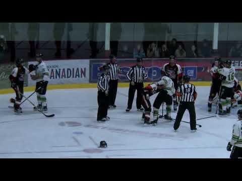 Alexandre Tremblay vs. Jean-Philip Chabot