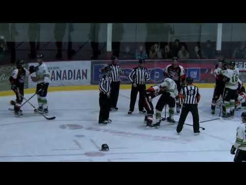 Alexandre Tremblay vs. Jean-Philip Chabot