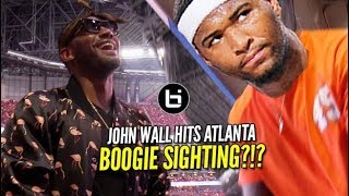 John Wall Accepts Kobe's Challenge & Hits BAMA/FSU in ATL: NO OFF SEASON | episode 7