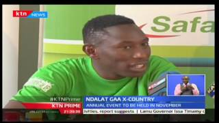 KTN Sports: Olympic Steeplechase champion Kipruto will participate in the Ndalat Gaa race, 5/10/16