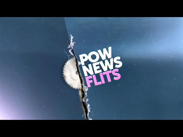 PowNews Flits donderdag 11 mei