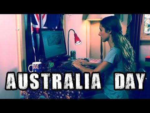 Australia Day (Piracy parody)
