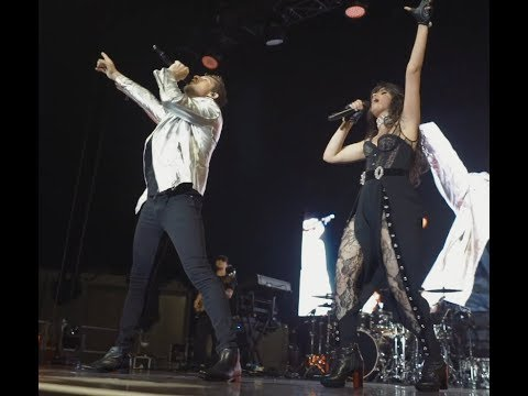 David Bisbal - Camila Cabello / BULERÍA Vídeo Oficial Madrid 27-06-2018.