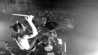 Aric Improta (Drum Cam) | Hunting Season Live W: Fever 333