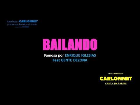 Bailando Enrique Iglesias
