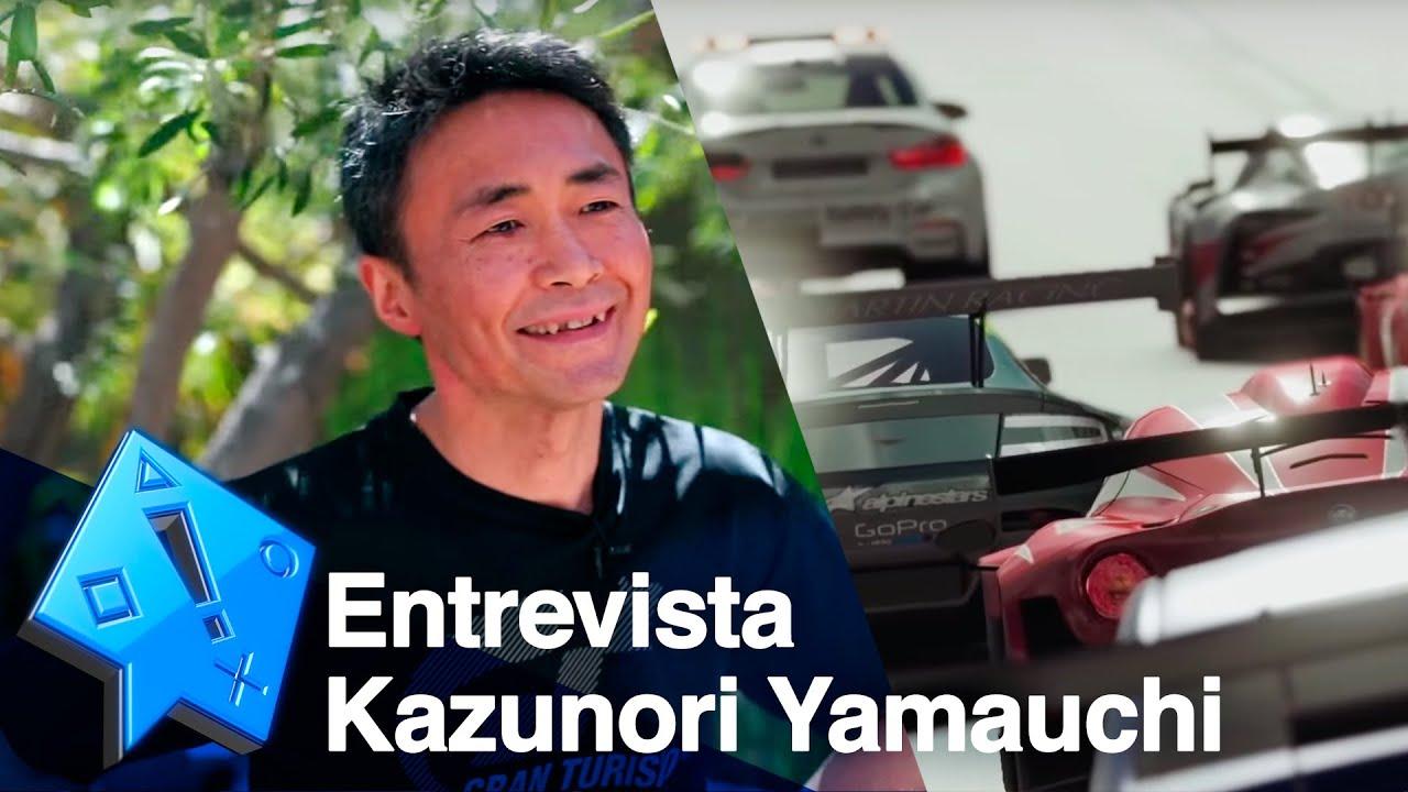 Kazunori Yamauchi habla sobre Gran Turismo Sport en Conexión PlayStation