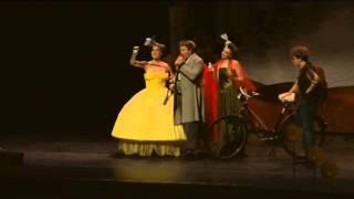 Susanna Proskura, 1.Dame Nr.2, Mozart, Zauberflöte