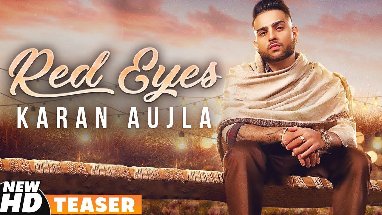 Red Eyes lyrics | Karan Aujla Ft Gurlej Akhtar - Karan Aujla Lyrics