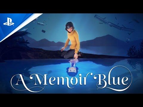 A Memoir Blue ? Eine tiefgründige Geschichte ohne Worte