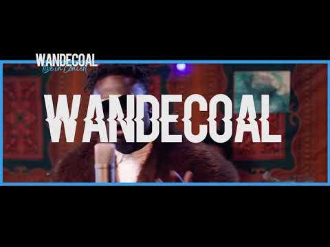 WANDE COAL LIVE INDIGO O2 11TH NOV