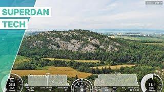 Parrot Bebop 2 Power drone | 2 km (1.2 miles) Range Test