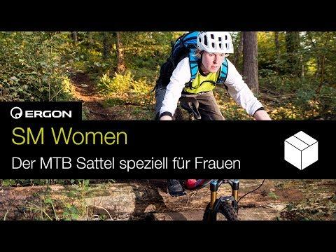 Ergon SM Women - Der Frauen MTB Sattel