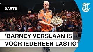 Vincent van der Voort blikt vooruit op WK Darts