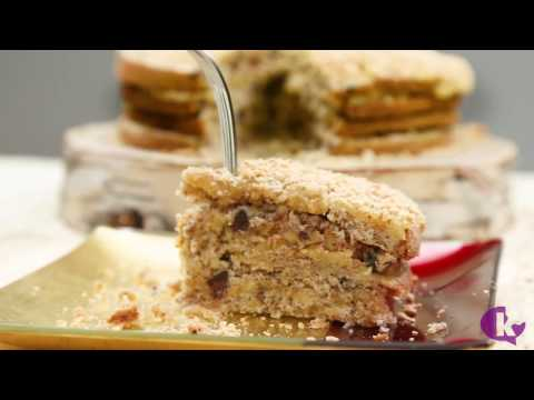 Video You Won't Believe It's Pesachdik Cookie Cake