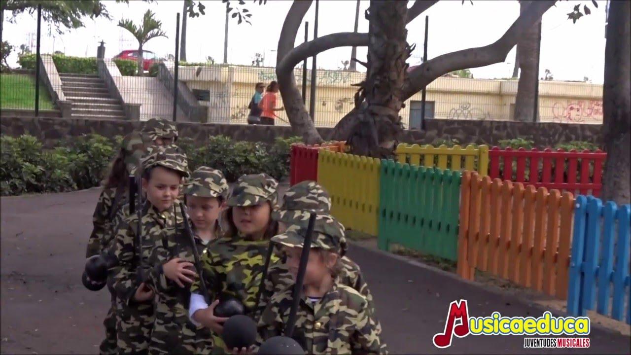 Pasa el batallón - Alumnos de Mi Teclado 1 - El Castillo de la Música - Las Palmas de Gran Canaria
