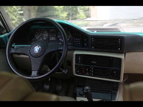 HOW TO - BMW E28 | STEERING WHEEL INSTALLATION