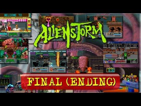 Alien Storm Wii