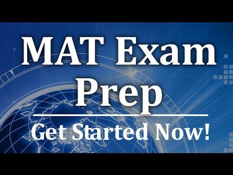 MAT Exam Prep - Free Trap of Familiarity - YouTube