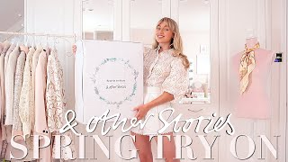 & OTHER STORIES Spring try on haul ~ Spring Fashion Edit ~ Freddy My Love