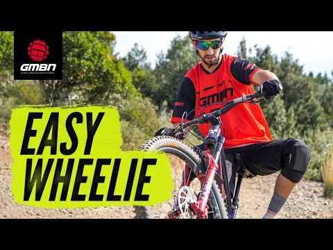 Wheelies Made Easy | How To Wheelie On A Mountain Bike