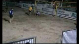 3L Arredamenti Beach-soccer   Parata Andrea