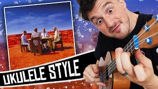 MUSE Ukulele Style! ( Black Holes And Revelations )