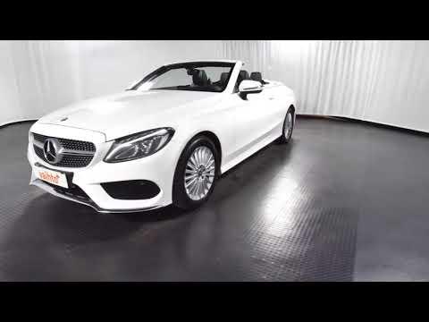 Mercedes-Benz C 180 Cabriolet AMG A, Avoauto, Automaatti, Bensiini, GME-603