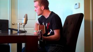A Mirror is Harder to Hold - Jon Foreman (Cover)