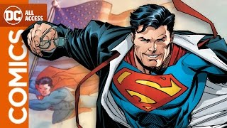 ACTION COMICS writer Dan Jurgens tells DCAllAccess all about Supermans villains uniting