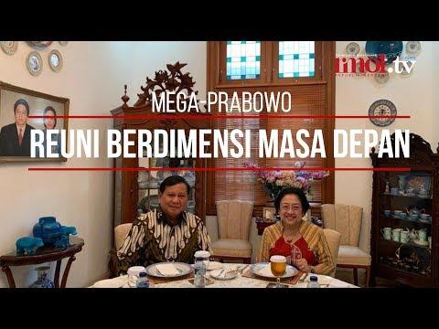 Mega-Prabowo, Reuni Berdimensi Masa Depan