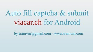 auto captcha solver - मुफ्त ऑनलाइन वीडियो