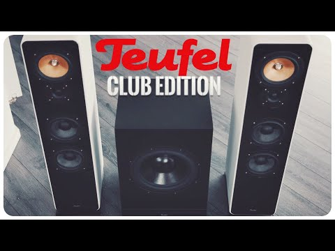 Club Edition Teufel Ultima 40 Aktiv | mein Hifi Review | deutsch |