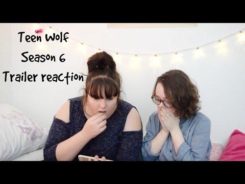 Teen Wolf Trailer Reaction   Season 6