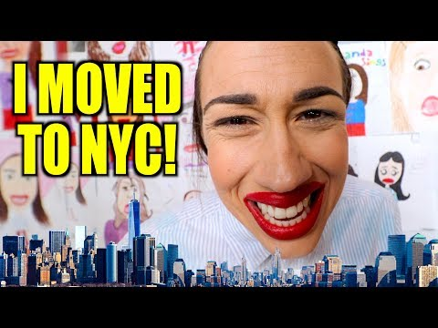 I MOVED TO NEW YORK CITY! // EPISODE 1