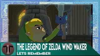 THE LEGEND OF ZELDA WIND WAKER | LETS REMEMBER