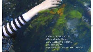 anna alexis michel at gallery 212 - wynwood 2014