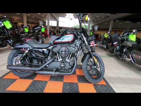 2020 Harley-Davidson Iron 1200 XL1200NS