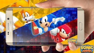 Sonic Mania no ANDROID - Most Popular Videos