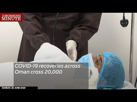 COVID-19 recoveries across Oman cross 20,000