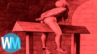 Top 10 Medieval Torture Methods