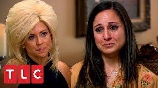 Teresa rompe en llanto con devastadora revelación | La Médium | TLC Latinoamérica