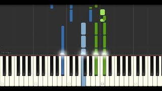Labrinth   Jealous (Piano Tutorials)